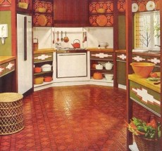 Relaxing Midcentury Decorating Ideas For Kitchen18