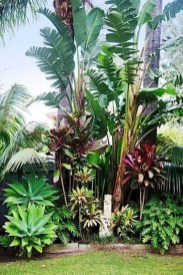 Wonderful Tropical Landscaping Ideas For Garden20