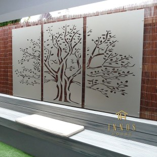 Cute Living Wall Décor Ideas For Indoor And Outdoor33