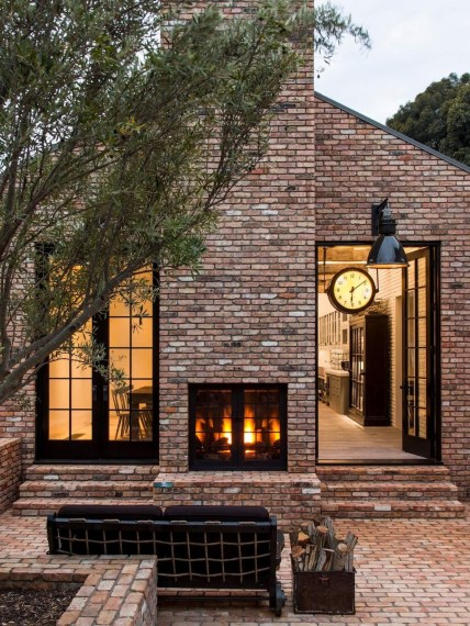Elegant Brick Exterior Designs Ideas13
