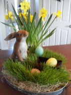 Fascinating Easter Holiday Decoration Ideas For Home33