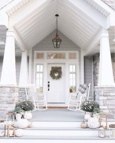 Popular Farmhouse Exterior Design Ideas36