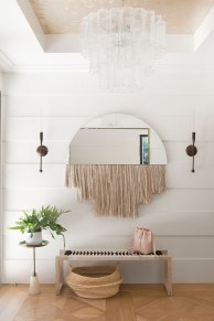 Relaxing Mirror Designs Ideas For Hallway23
