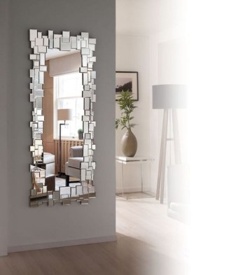 Relaxing Mirror Designs Ideas For Hallway35