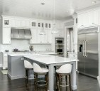 Stunning Kitchen Island Ideas With Seating18