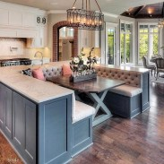 Stunning Kitchen Island Ideas With Seating22