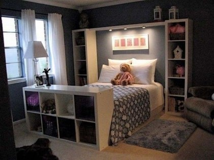 Stylish Storage Design Ideas For Small Spaces19