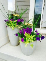 Adorable Porch Planter Ideas That Will Give A Unique Look13