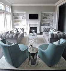 Affordable Family Room Décor Ideas For Your Family02