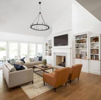 Affordable Family Room Décor Ideas For Your Family20