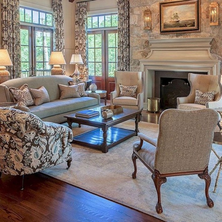 Affordable Family Room Décor Ideas For Your Family27