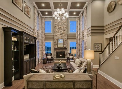 Affordable Family Room Décor Ideas For Your Family30