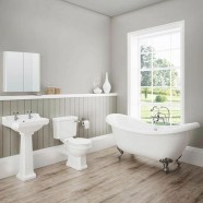 Charming Traditional Bathroom Decoration Ideas Just Like This22