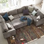 Comfortable Sutton U Shaped Sectional Ideas For Living Room04