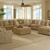 Comfortable Sutton U Shaped Sectional Ideas For Living Room19