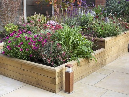 Fancy Diy Flower Beds Ideas For Your Garden06