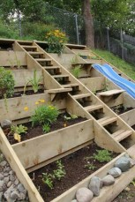 Fancy Diy Flower Beds Ideas For Your Garden07