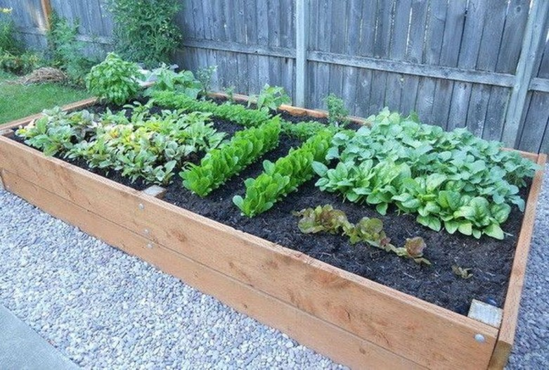 Fancy Diy Flower Beds Ideas For Your Garden15