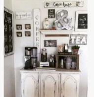 Latest Diy Coffee Station Ideas In Your Kitchen03