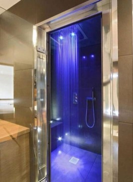 Stunning Rainfall Shower Ideas22