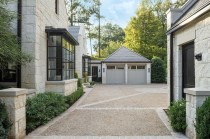 Astonishing House Design Ideas With With Car Garage02