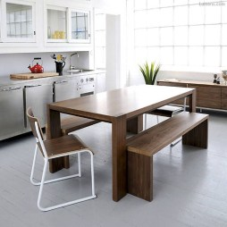 Best Minimalist Dining Room Design Ideas For Dinner With Your Family30