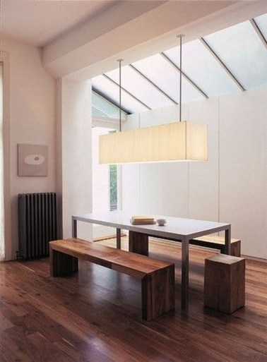 Best Minimalist Dining Room Design Ideas For Dinner With Your Family31
