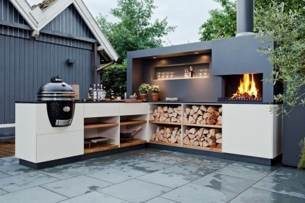 Brilliant Outdoor Kitchen Design Ideas For You Nowaday02