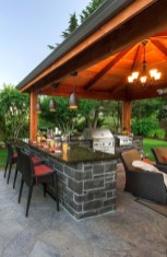 Brilliant Outdoor Kitchen Design Ideas For You Nowaday05
