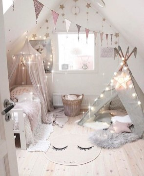 Comfy Kids Bedroom Decoration Ideas That Trendy Now29