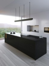 Elegant Black Kitchen Design Ideas You Need To Try18