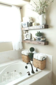 Modern Bathroom Floating Shelves Design Ideas For You01