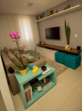 Newest Living Room Apartment Design Ideas For Your Apartment26
