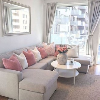 Newest Living Room Apartment Design Ideas For Your Apartment29
