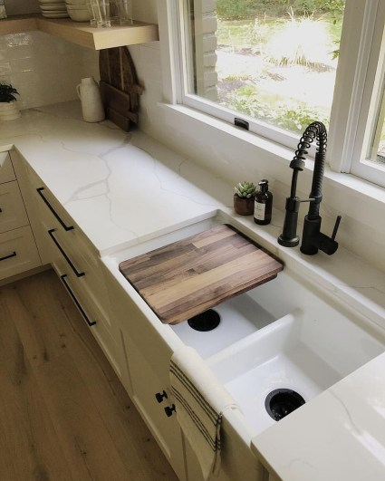 Outstanding Sink Ideas For Kitchen Home You Should Try28