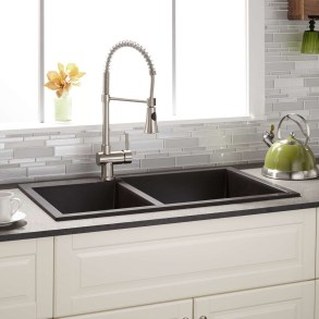 Outstanding Sink Ideas For Kitchen Home You Should Try47
