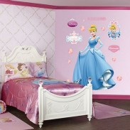 Pretty Princess Bedroom Design And Decor Ideas For Your Lovely Girl01