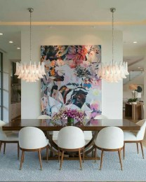 Spectacular Lighting Design Ideas For Awesome Dining Room05