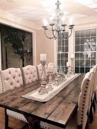 Spectacular Lighting Design Ideas For Awesome Dining Room10