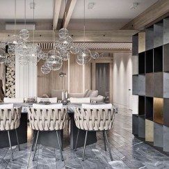 Spectacular Lighting Design Ideas For Awesome Dining Room35