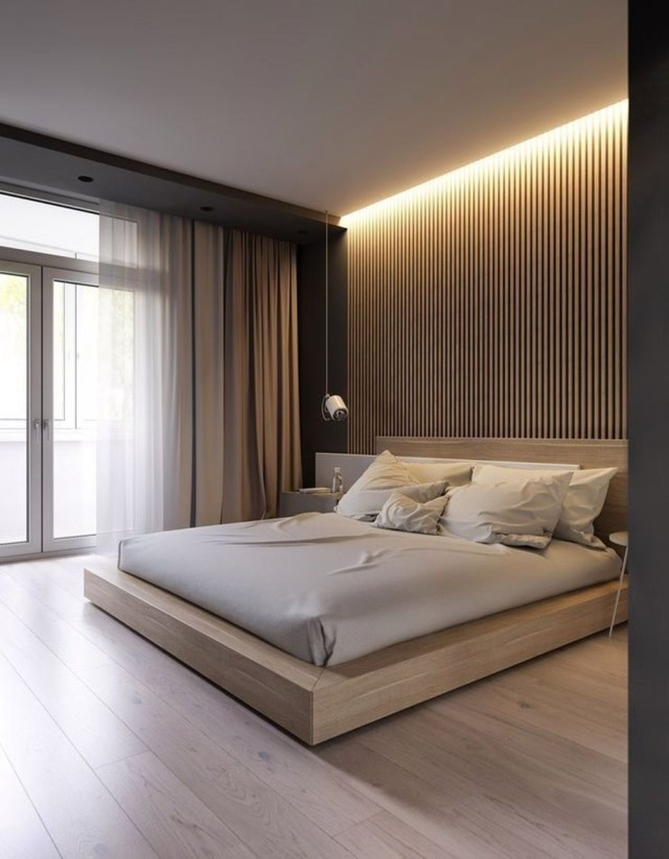 Unordinary Ceiling Design Ideas For Your Bedroom41