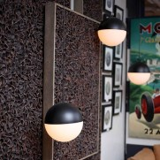 Attractive Lighting Wall Art Ideas For Your Home This Season13