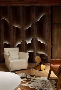 Attractive Lighting Wall Art Ideas For Your Home This Season20