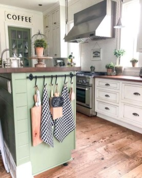 Beautiful Farmhouse Kitchen Décor And Remodel Ideas For You07