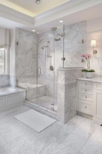Best Master Bathroom Shower Remodel Ideas To Try31