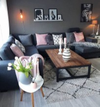 Comfy Living Room Decor Ideas To Make Anyone Feel Right At Home47
