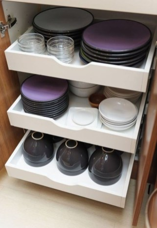 Glamour Kitchen Organization Decor Ideas To Try Right Now46