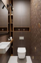 Latest Bathroom Decor Ideas That Match With Your Home Design27