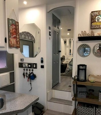 Modern Rv Living And Tips Remodel Ideas To Copy Asap30