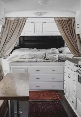 Modern Rv Living And Tips Remodel Ideas To Copy Asap31